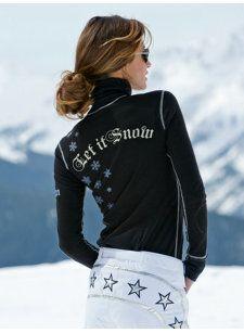 ski resort snow t-neck - Gorsuch Ski Fashion, Sport Fashion, Winter Fashion, Apres Ski Mode, Ski Bunnies, Bunny, Snowboarding Outfit, Snow Outfit, Ski Wear