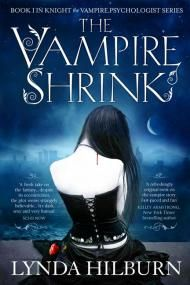 The Vampire Shrink (Kismet Knight, Ph.D., Vampire Psychologist #1)  by Lynda Hilburn