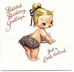 Belated Birthday wishes, Melody! Belated Birthday Greetings, 70th Birthday Card, Vintage Birthday Cards, Happy Birthday Quotes, Happy Birthday Images, Birthday Messages, Happy Birthday Wishes, Birthday Fun, Birthday Memes