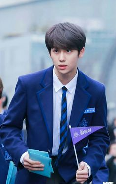 The killer is around you Ft PDX 101 I Hate Boys, K Pop Music, Woollim Entertainment, Project 4, Produce 101, Ioi, Seong, Theme Song, Boyfriend Material