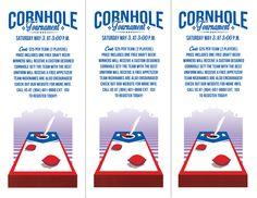1000 Ideas About Cornhole Tournament On Pinterest Corn