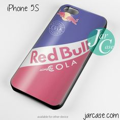 red bull cola Phone case for iPhone 4/4s/5/5c/5s/6/6 plus