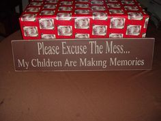 Every mother needs this sign!