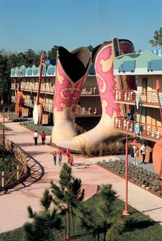 Disney's All-Star Music Resort Outside