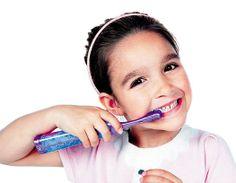 Pasta dental sólo para niños - Cuerpo y Mente