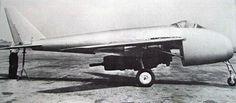 Messerschmitt P-1101.