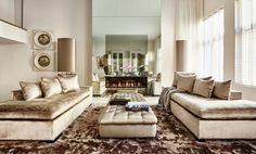 15 Sophisticated Home Decor Ideas By Eric Kuster To Copy This Fall   Living Room Sofa. Modern Sofas. #homedecor #erickuster #modernsofas Read more: http://www.brabbu.com/en/inspiration-and-ideas/interior-design/sophisticated-decorating-ideas-eric-kuster-copy-fall