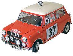 1964 Mini Cooper S, Monte Carlo Winner, Hopkirk