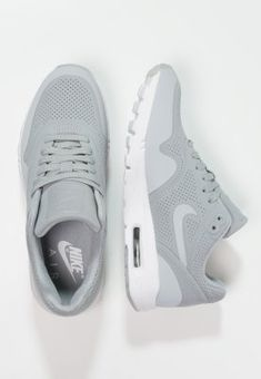 Nike Sportswear - AIR MAX 1 ULTRA MOIRE - Sneakers laag - wolf grey/white