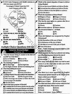 Computer Related Bangla MCQ Questions with answers for any