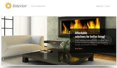 Interior Professional #Interior #Professional #WordPress #Templates