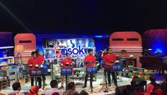 Menjadi bintang tamu di program SOSOK di Kompas TV