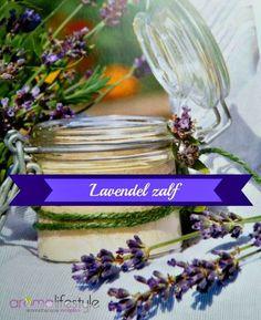 Deze lavendelzalf werkt kalmerend en verzachtend en is heel simpel om te maken. Een leuk en eenvoudig recept dat ook zeer geschikt is voor beginners. Homemade Beauty, Diy Beauty, Beauty Hacks, Beauty Tips, Home Remedies, Natural Remedies, Yl Essential Oils, Diy Scrub, Healing Herbs