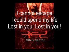 Lost - Red  - Lyrics