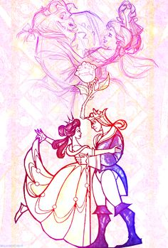 Image about bella in ceatividad by inmas on We Heart It Princess Peach, Disney Princess, Disney Belle, Tale As Old As Time, Modern Disney, Disney And Dreamworks, Beauty And The Beast, Pixar, Disney Characters