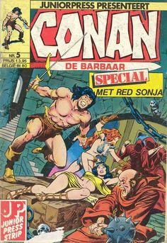 Conan de Barbaar!