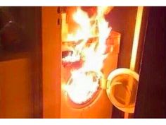 Prevent Dryer Fires This Winter: Clean Your Lint Trap!