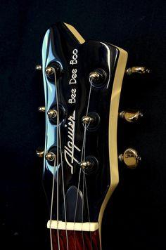 alquier luthier fabricant de guitares electriques et acoustiques | Bee Dee Boo