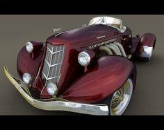 Making Of Auburn Speedster Vintage Cars, Antique Cars, Auburn Car, Automobile, Custom Hot Wheels, Classy Cars, Bmw Series, Futuristic Cars, Pedal Cars