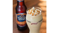 Beer milkshake at Red Robin? This I need to try!