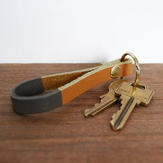 Son of a Sailor Jewelry and Supply | Leather Key Chain