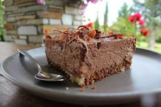 ΜΑΓΕΙΡΙΚΗ ΚΑΙ ΣΥΝΤΑΓΕΣ 2: Σοκολατένια δροσερή πάστα ταψιού !!! Pudding, Pie, Desserts, Food, Torte, Tailgate Desserts, Cake, Deserts, Custard Pudding