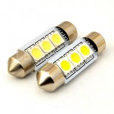 C5W-239-272 LED Car Bulb 3-SMD G2 CAN-Bus - LED Auto Lights | LEDchoice.eu