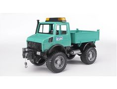 The MB Unimog with Loading Platform and Winch from the Bruder Construction collection - Discounts on all Bruder Toys at Wonderland Models.    One of our favourite models in the Bruder Construction range is the Bruder MB Unimog with Loading Platform and Winch.