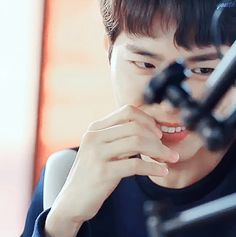 GIF 박보검 가나초콜릿CF 메이킹 170124 [출처: ᴏᴅᴇ ᴛᴏ ʏᴏᴜᴛʜ  http://1993o616.tistory.com/181 ]