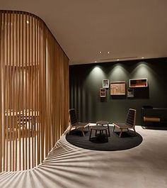 The best design selection for contemporary rugs Lobby Interior, Showroom Interior Design, Interior Architecture, Interior And Exterior, Open Office, Corporate Interiors, Office Interiors, Commercial Design, Commercial Interiors