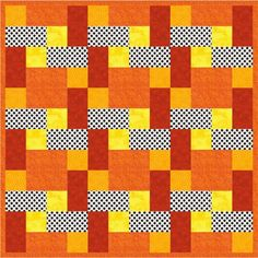 Free Easy Fire Fighter Baby Quilt Pattern