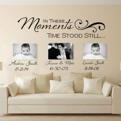in these moments time stood still
