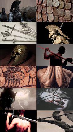 Greek Myths - Ares Apollo/ Poseidon/ Hermes/ Pan/ Dionysus/ Hades/ Zeus Goddess Series
