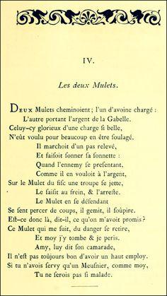 Le Loup Et L'agneau Poesie A Imprimer : l'agneau, poesie, imprimer, l'Agneau, Posie, Franaise,, Poeme, Citation