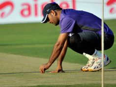 Indian cricket captain Dhoni is keen to lose the 3rd Test in Kolkata