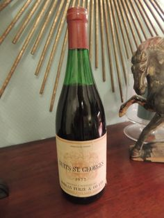Nuits St Georges 1972