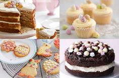 50 Easter cakes and bakes