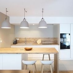 24 Gorgeous Modern Scandinavian Kitchen Ideas
