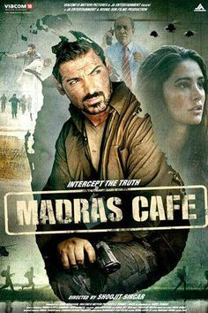 Madras Cafe script very mature, says theatre actor