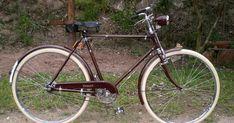Phillips masculina 1950 encomendada pelo amigo André Furtado do RJ que em breve virá buscar sua outra encomenda, uma linda Raleigh.       P...
