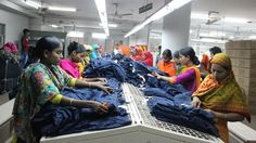 A new documentary records the first hand accounts of garment workers and their daily struggles in the face of poor pay, excessive overtime, unsafe working conditions and widespread sexual harassment.