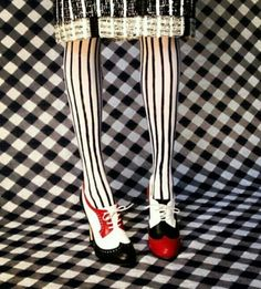 Thom Browne. Especially fond of those shoes.