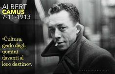 102 anni dalla nascita di Albert Camus