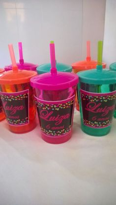 Birthday Ideas For Teens 48 Ideas For 2019 Neon Party, Diy Party, Party Gifts, Party Favors, Neon Birthday, Happy 21st Birthday, Birthday Parties, Birthday Ideas, Birthday Decorations At Home