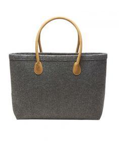 Pextex.cz - Nákupní taška CLASSIC HALFAR Louis Vuitton Neverfull, Tote Bag, Classic, Bags, Products, Felt, Leather, Casual Outfits, Home