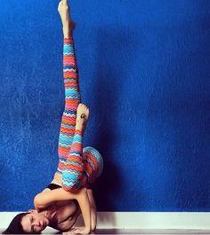 Lookin haute in #kdeer #yoga #leggings