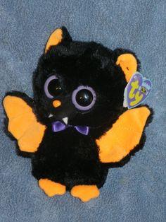 b9434fd917d Ty Beanie Boo Vampire Bat BARON 6