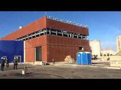 Newest LOPO Terracotta Facade Panel Project In Russia
