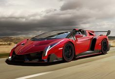 '' LAMBORGHINI VENENO ROADSTER '' Cars Design And Concepts, Best Of New Cars, Awesome Cars