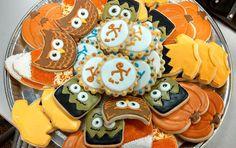 sweet-ks-bakery | KOOKIES & KAKES - Halloween Sugar Cookie Party Tray